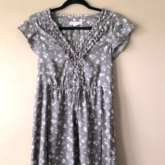 womens american eagle outfitters floral dress